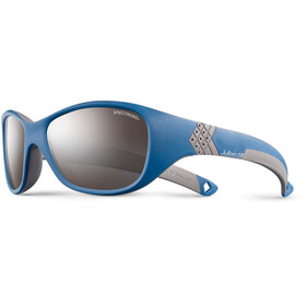 Julbo Solan Spectron 3+ Sunglasses Kids 4-6Y Blue/Gray-Gray Flash Silver